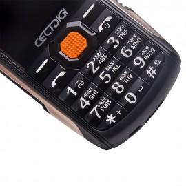 Téléphone Incassable Cectdigi