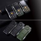 Téléphone Incassable KUH T998 Antichoc avec Fonction Batterie de Secours