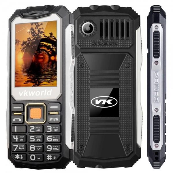 Téléphone Incassable VKWorld Stone V3S
