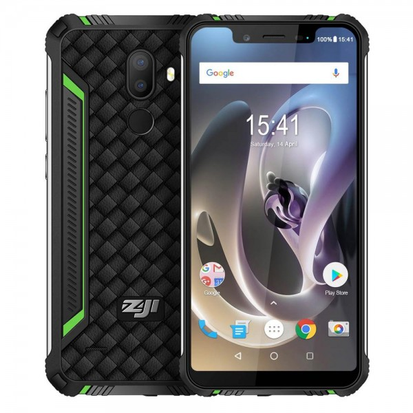 Téléphone Incassable HOMTOM Zoji Z33 -